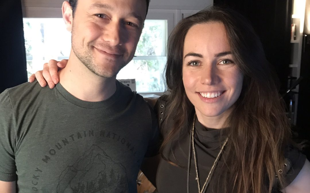 I'm on Joseph Gordon-Levitt's new podcast!